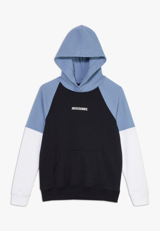 JAN2 T2 COLORBLOCK  - Sweatshirt - navy blue