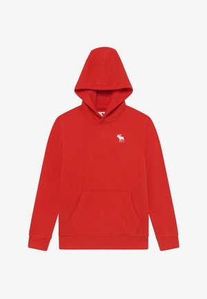 ICON - Sweat à capuche - red