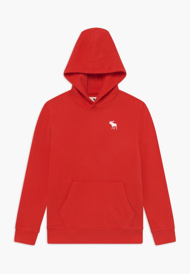 ICON - Hoodie - red