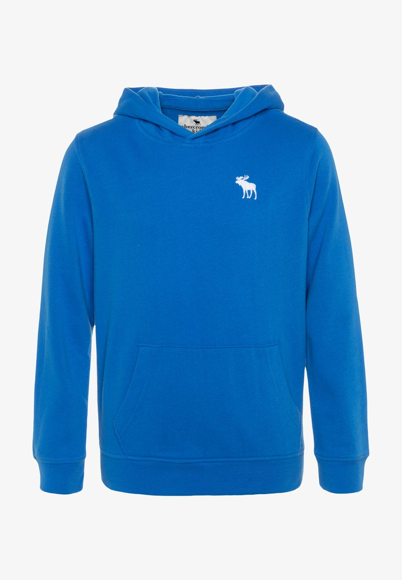 Abercrombie & Fitch - ICON - Hoodie - blue