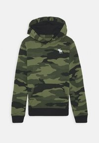 Abercrombie & Fitch - ICON - Hoodie - green - 0