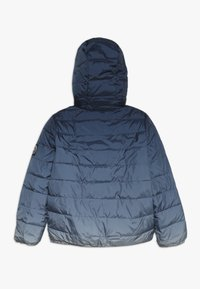 Abercrombie & Fitch - COZY PUFFER OMBRE  - Winterjas - blue - 1