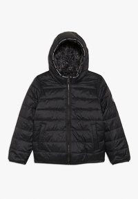 Abercrombie & Fitch - COZY PUFFER - Winterjas - black - 0