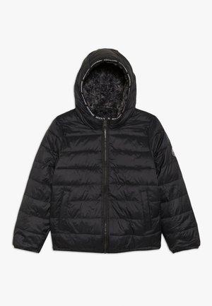 COZY PUFFER - Winter jacket - black