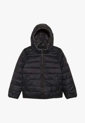COZY PUFFER - Winterjas - black