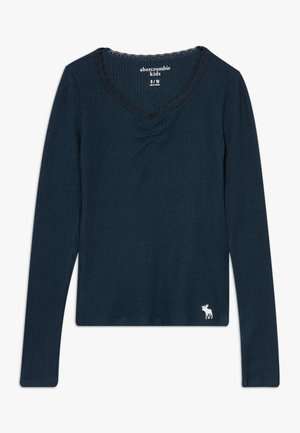 RUCH FRONT SOLID - Longsleeve - navy