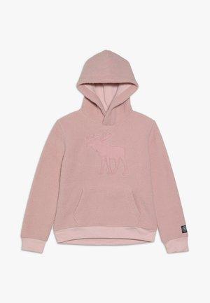 LOGO  - Hoodie - pink
