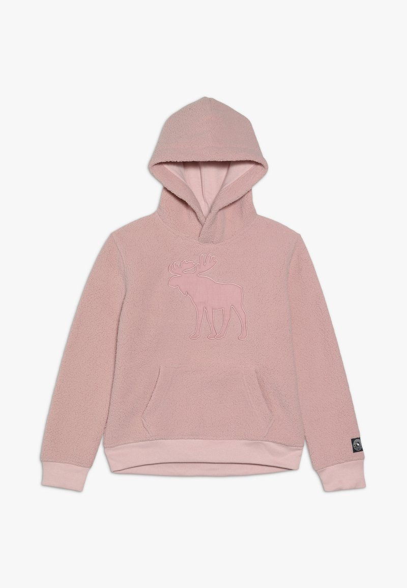 Abercrombie & Fitch - LOGO  - Hoodie - pink