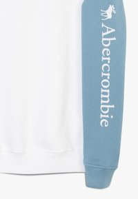 Abercrombie & Fitch - Mikina - white/blue pink - 4