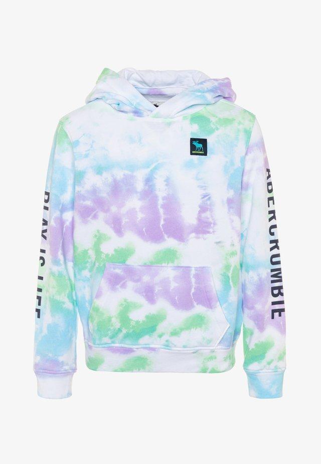Hoodie - multicolor