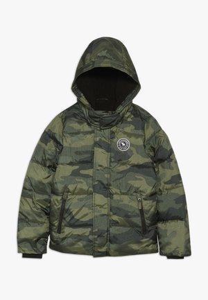 ESSENTIAL PUFFER - Zimní bunda - khaki