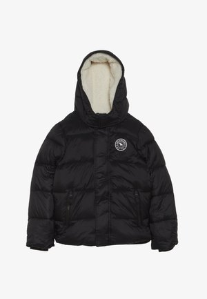 ESSENTIAL PUFFER  - Down jacket - black
