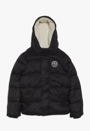 ESSENTIAL PUFFER  - Piumino - black