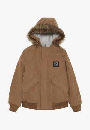 Zimní bunda - tan