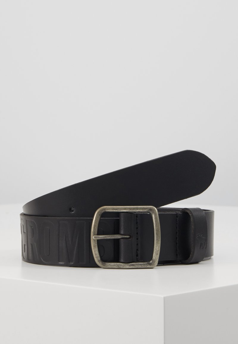 Abercrombie & Fitch - Belt - black