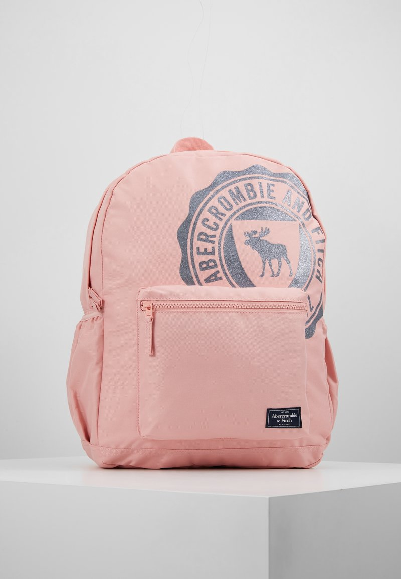 Abercrombie & Fitch - BACKPACK - Rucksack - pink/rhinestones