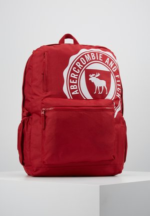 LOGO BACKPACK - Ryggsekk - red