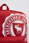 Abercrombie & Fitch - LOGO BACKPACK - Rucksack - red