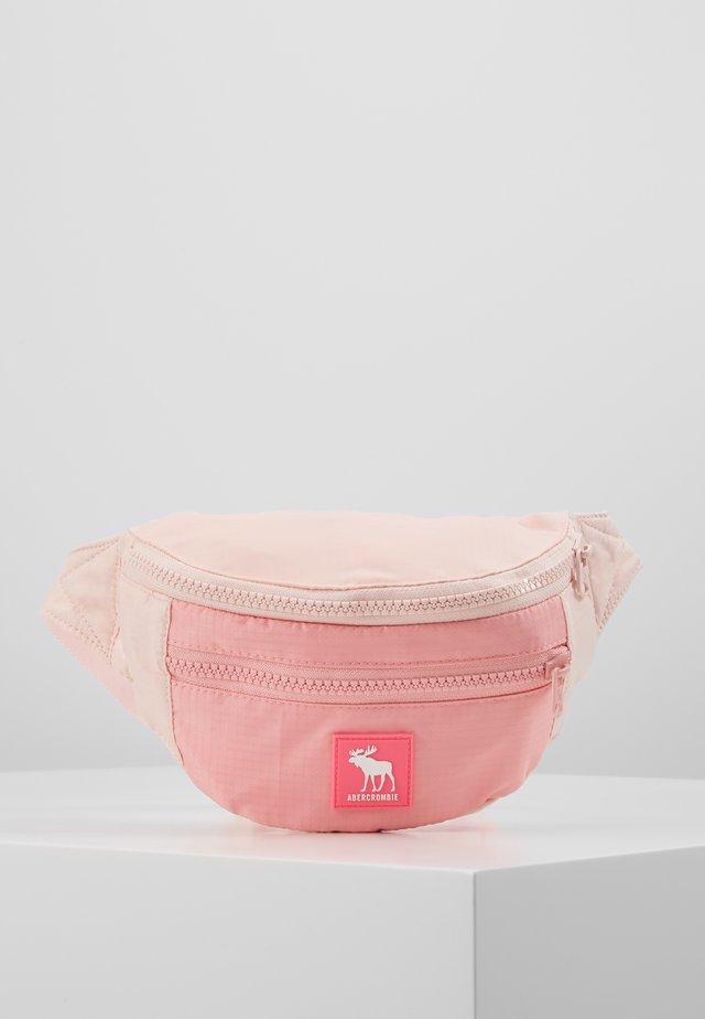 FANNY PACK - Saszetka nerka - pink