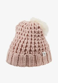 Abercrombie & Fitch - POM BEANIES - Muts - pink/white - 1