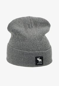 Abercrombie & Fitch - CHAIN BEANIE - Muts - grey - 1