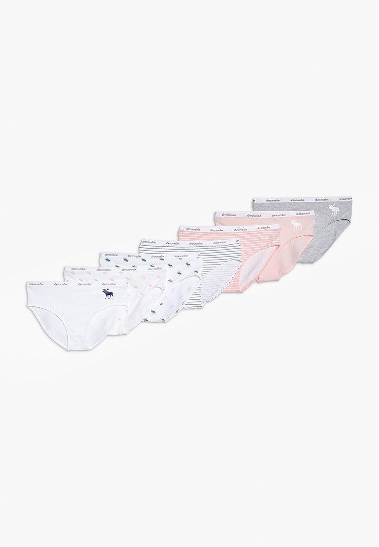 Abercrombie & Fitch - UNIDIES CORE 7 PACK  - Trusser - multicolor