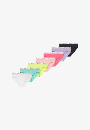 7 PACK - Kalhotky/slipy - multi-coloured