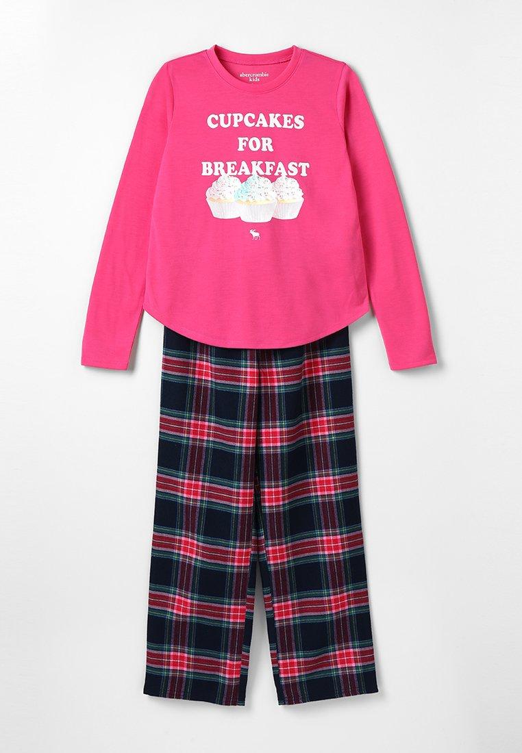 Abercrombie & Fitch - SLEEP - Pyjama set - pink