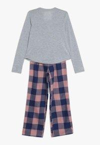 Abercrombie & Fitch - CORE SLEEP - Pyžamová sada - grey/pink - 1
