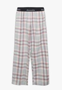 Abercrombie & Fitch - CORE SLEEP  - Pyžamová sada - blush pink/grey - 2