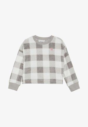 COZY SLEEP CREW  - Pyžamový top - grey