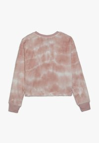 Abercrombie & Fitch - COZY SLEEP CREW  - Camiseta de pijama - pink - 1