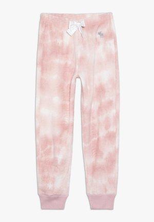 COZY SLEEP JOGGER - Bas de pyjama - pink dye