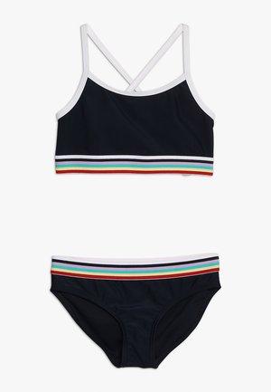 SPORTY SET - Bikini - navy