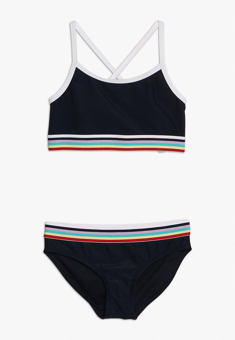 Abercrombie & Fitch - SPORTY SET - Bikini - navy