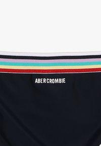 Abercrombie & Fitch - SPORTY SET - Bikini - navy - 4