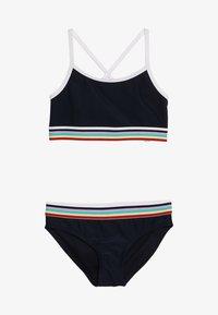 Abercrombie & Fitch - SPORTY SET - Bikini - navy - 3