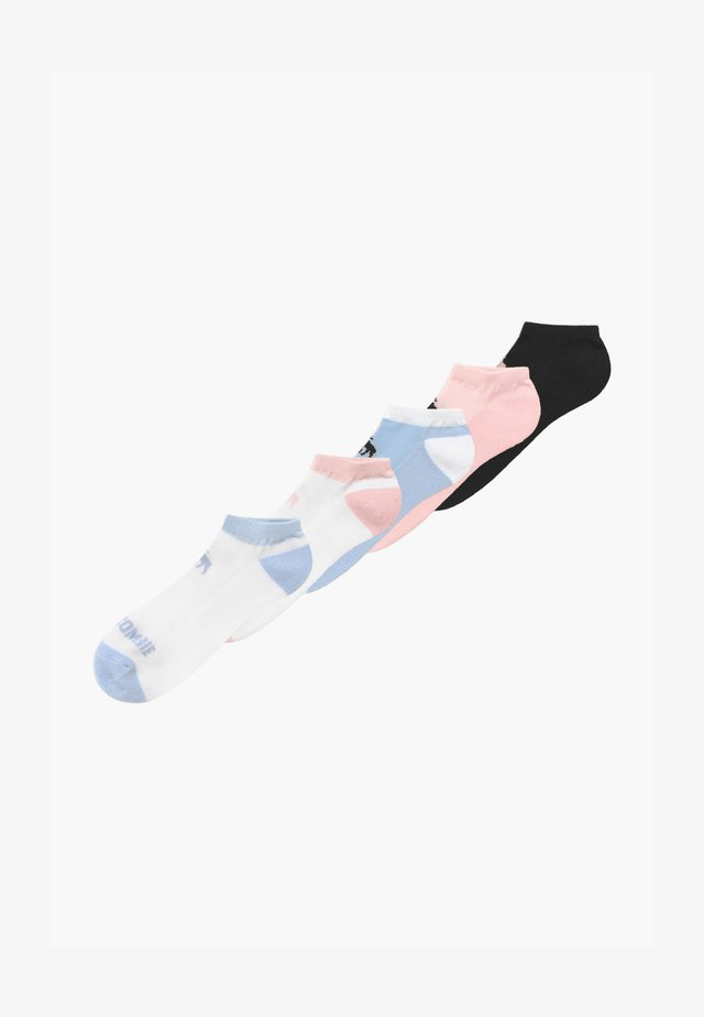 5 PACK - Socks - white/navy/blue