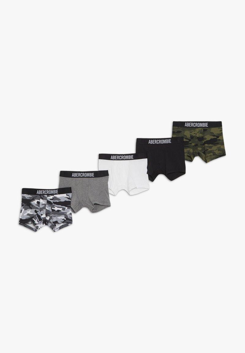 Abercrombie & Fitch - UNDERWEAR NEUTRALS 5 PACK - Culotte - khaki