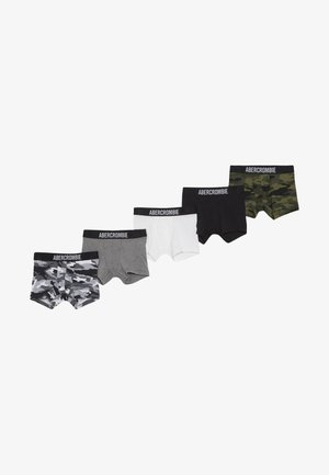 UNDERWEAR NEUTRALS 5 PACK - Panties - khaki