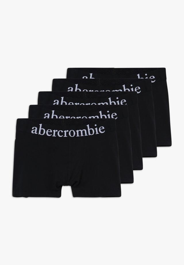 UNDERWEAR BASIC SOLIDS 5 PACK - Bokserit - black