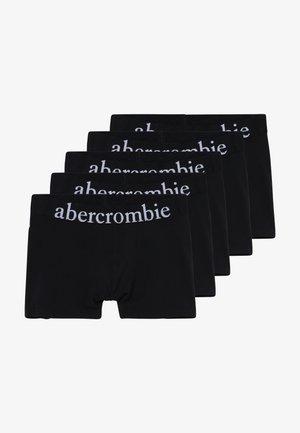 UNDERWEAR BASIC SOLIDS 5 PACK - Culotte - black