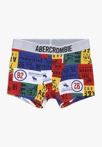 Abercrombie & Fitch - UNDERWEAR 5 PACK - Culotte - green - 2
