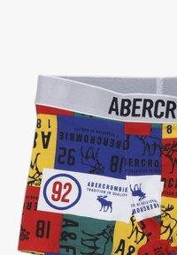 Abercrombie & Fitch - UNDERWEAR 5 PACK - Culotte - green - 4