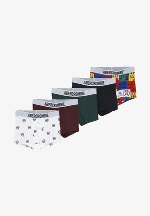 UNDERWEAR 5 PACK - Boxerky - green