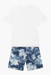 Abercrombie & Fitch - SLEEP - Pijama - white/blue - 1