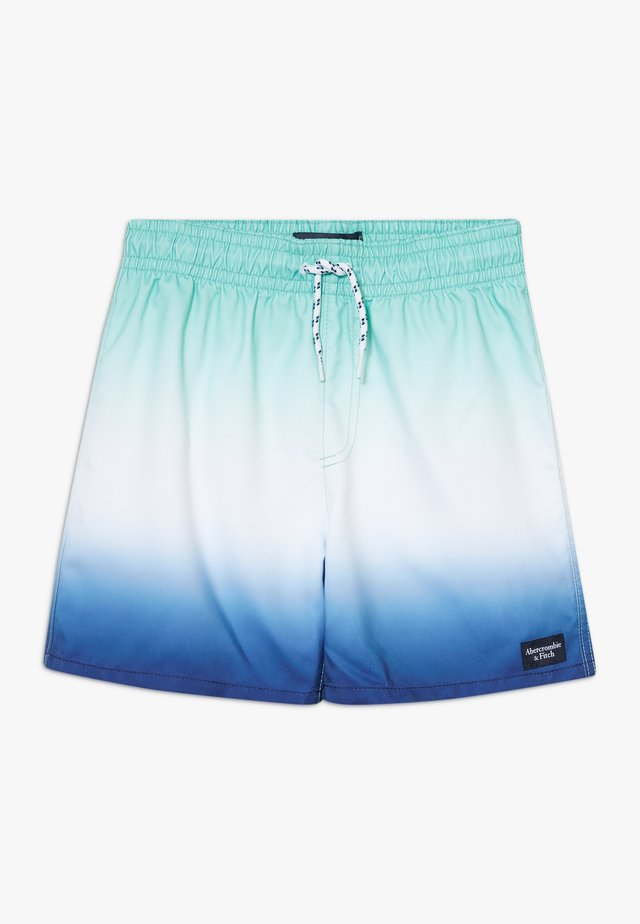TRUNK  - Surfshorts - green/blue