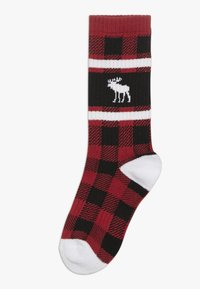 Abercrombie & Fitch - XMAS  3 PACK - Ponožky - multicoloured - 1