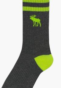 Abercrombie & Fitch - SEASONAL 5 PACK - Ponožky - multi-coloured - 3