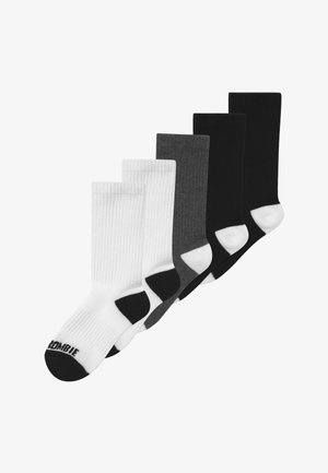 SEASONAL 5 PACK - Strømper - multi-coloured, black